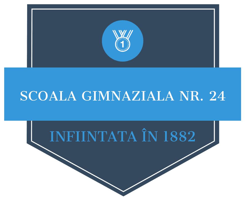 SCOALA GIMNAZIALA NR. 24, BUCURESTI